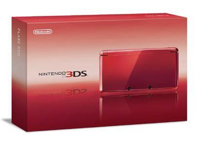 Gerücht: Roter Nintendo 3DS auch in Deutschland?
