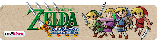 "Nintendo: ""Zelda: Four Swords Anniversary"" kostenlos im eShop"