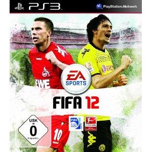 Gewinnt FIFA 12 für eure Konsole oder PC
