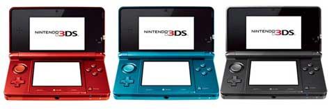 Amazon senkt Nintendo 3DS Preise – auch der rote 3DS