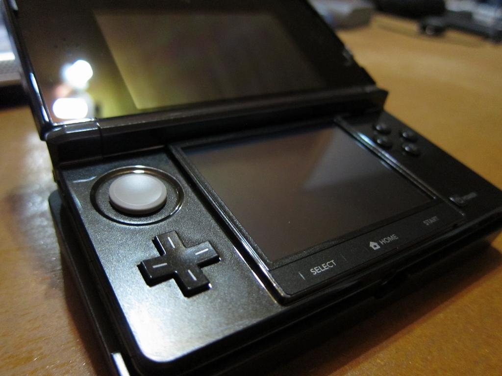 Gerücht: Arbeitet Nintendo an einem neuem 3DS-Modell für 2012?