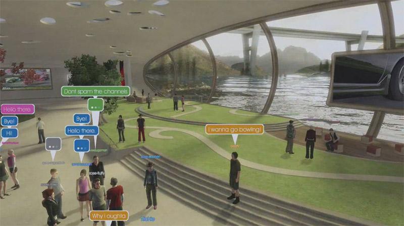 PlayStation Home wird neu gestaltet