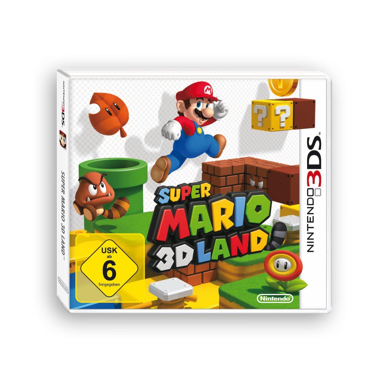 Super Mario 3D Land ist ab 18. November erhältlich